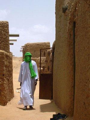 Near Timbuktu