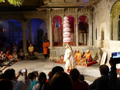 Bagore Ki Haveli music and dance show