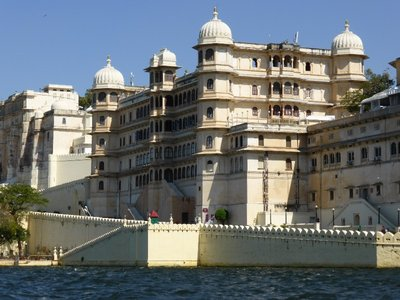 The palace, Udaipur
