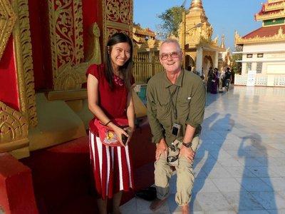 Serendipity in Myanmar