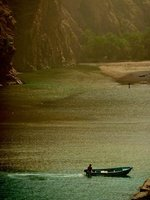 WADI ASH SHAB - just north of Tiwi, OMAN