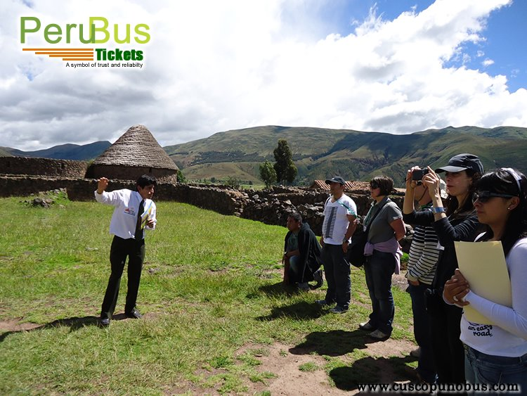 from cusco to  puno bus