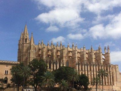 The Cathedral of Santa Maria in Palma