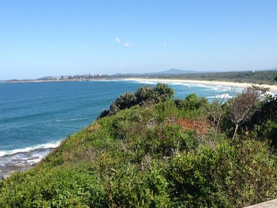 Iluka Beach - part 2 of walk