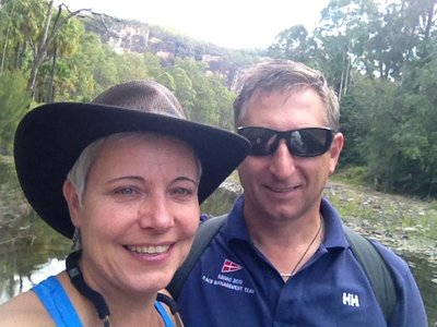 Bush walking, Carnarvon Gorge