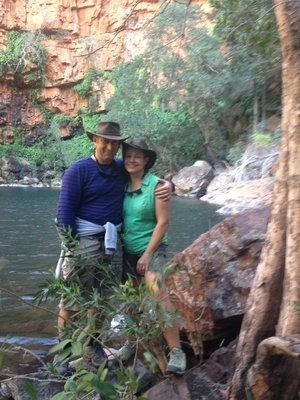 Bush walk to Edith Springs