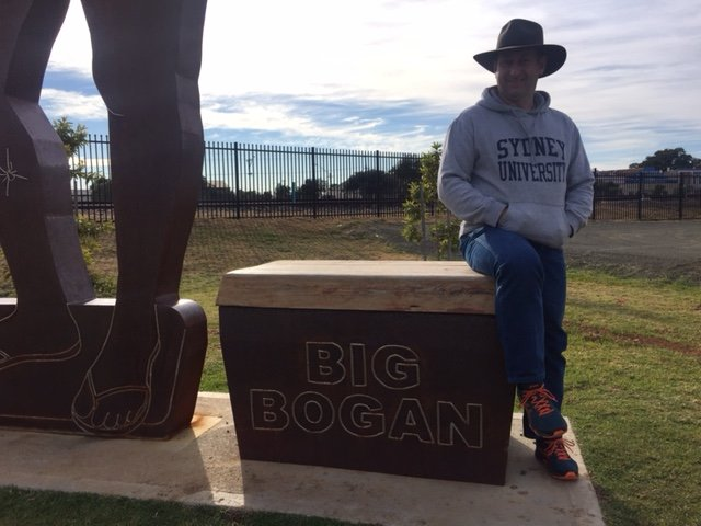 The Little Bogan!