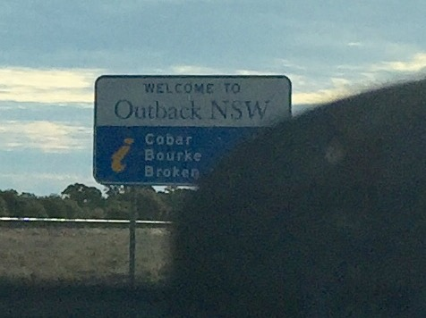 Made it to the NSW Outback