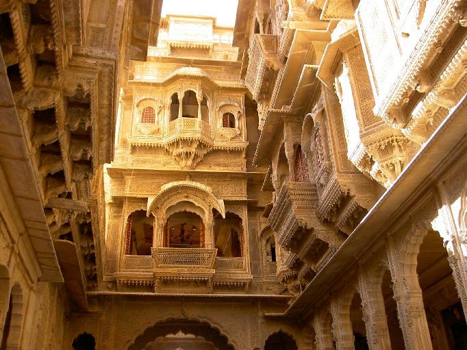 Jaisalmer - haveli2