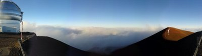 L'observatoire du Mauna Kea