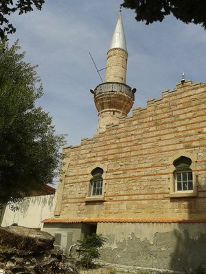 Mosquée chypriote