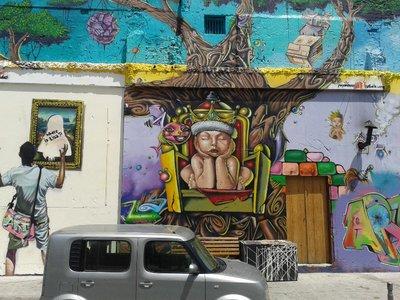 Street art à Limassol