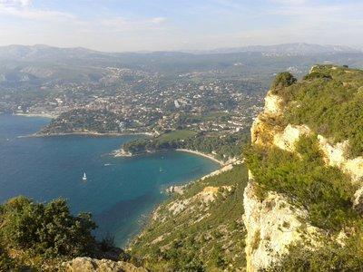 La baie de Cassis