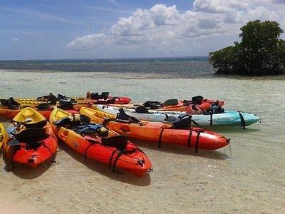 Expédition kayaks