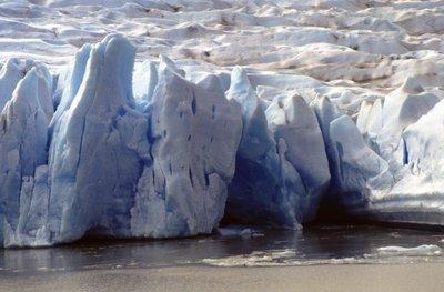 Glacier du lac Grey