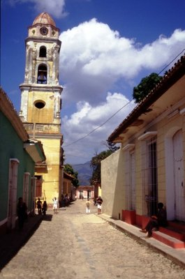 L'église de Trinidad