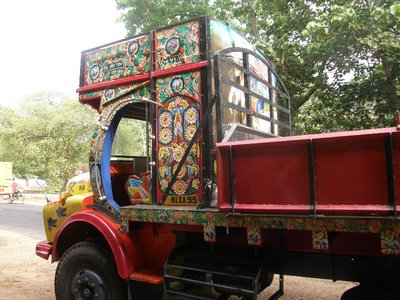 Camion indien