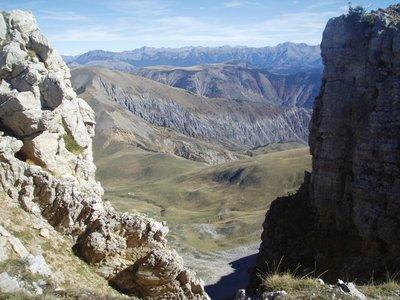 Au sommet des Monges