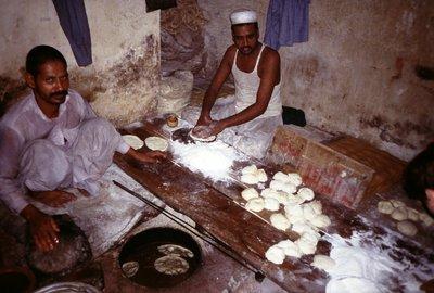 Les boulangers de Peshawar