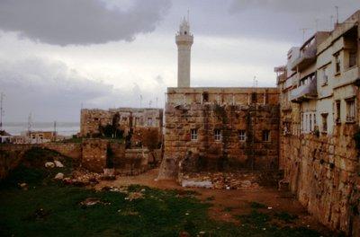 La vieille ville de Tartous