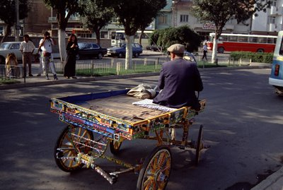 Charette à Konya