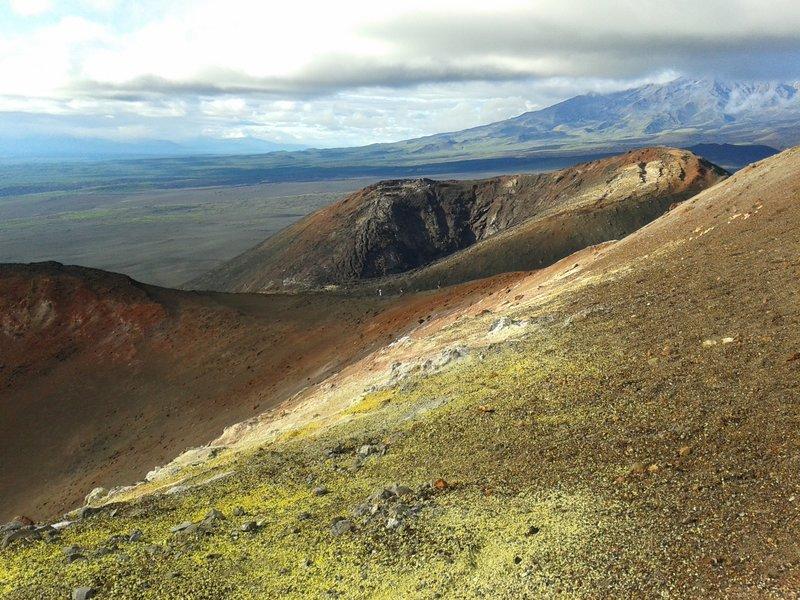 Cônes volcaniques