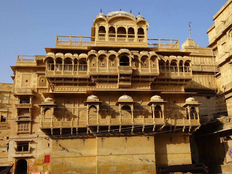 Haveli de Jaisalmer