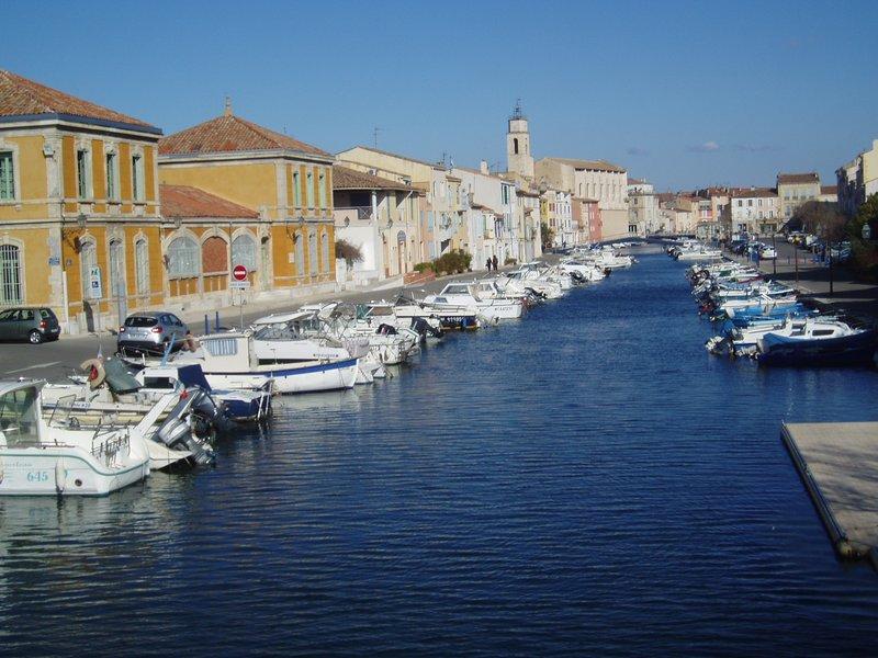 Canal Saint Sébastien