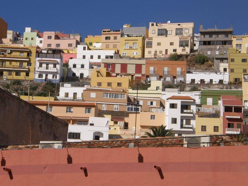 Les maisons de San Sebatián