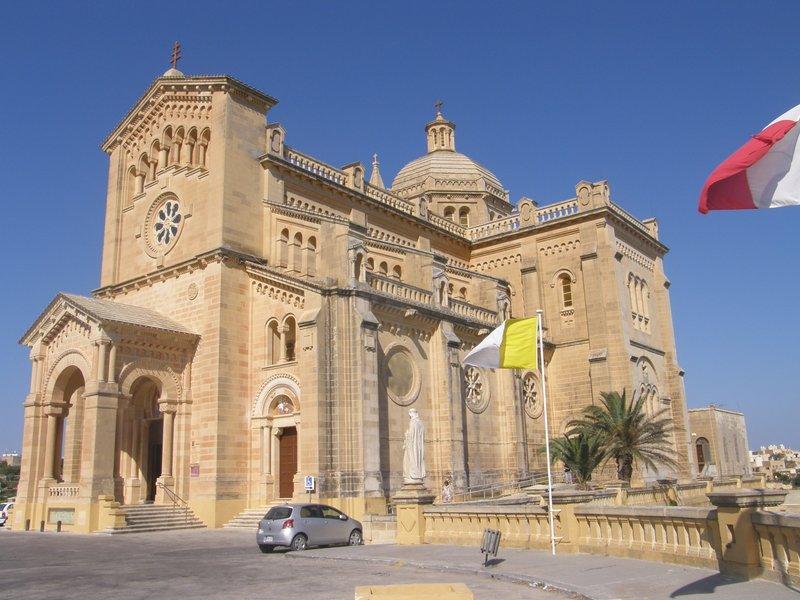 Basilique Ta' Pinu