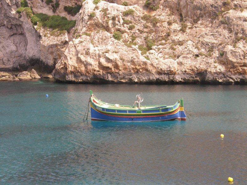 Barque à Xiendi