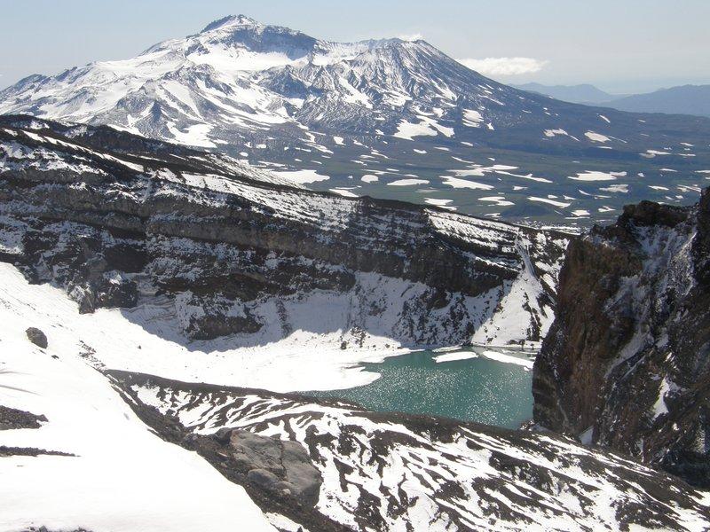 Les cratères du Goréli