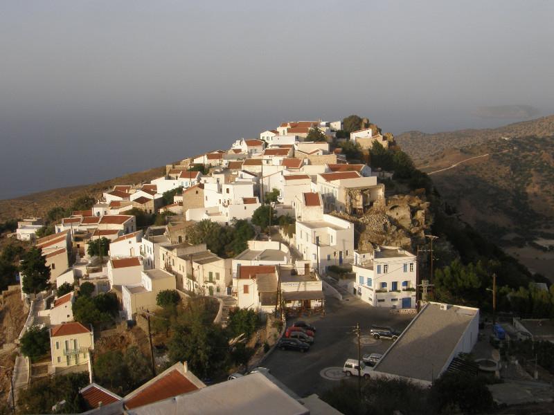 Le village de Nikia
