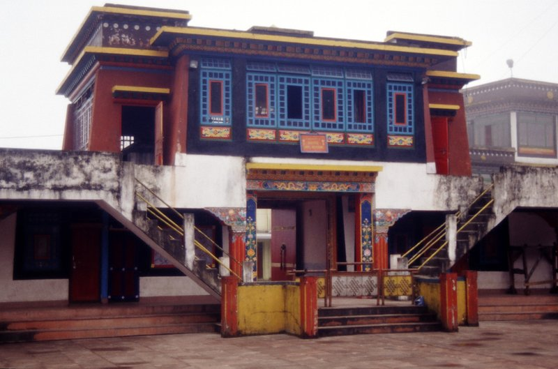 Le monastère de Rumtek
