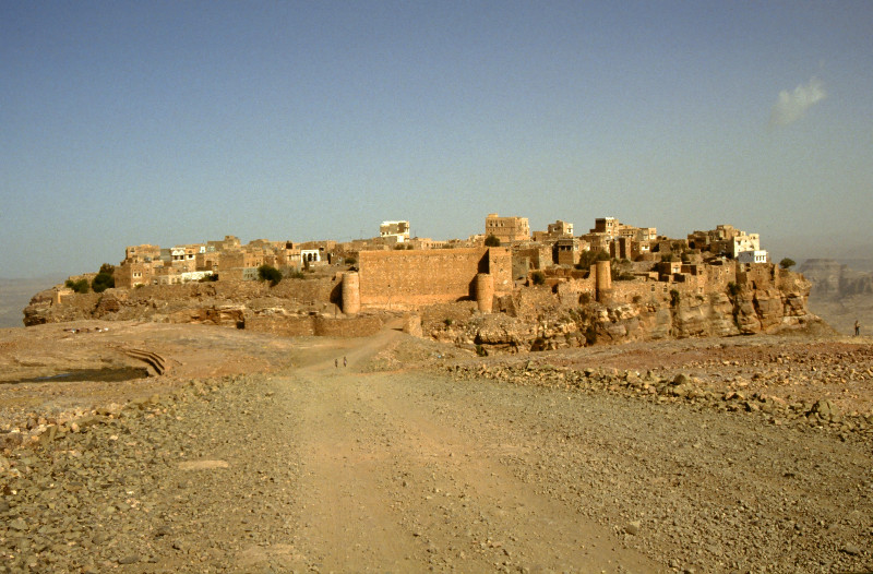 La citadelle de Kaukaban