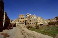 La vieille ville de Sanaa