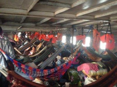 Slow boat hammocks
