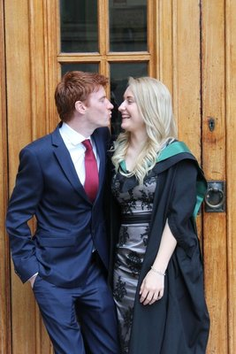Jade's graduation