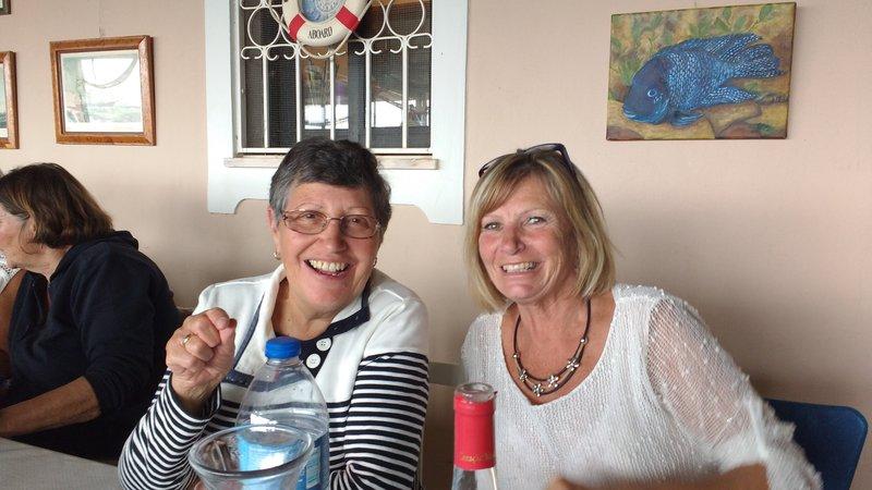 Sue & Jacqui