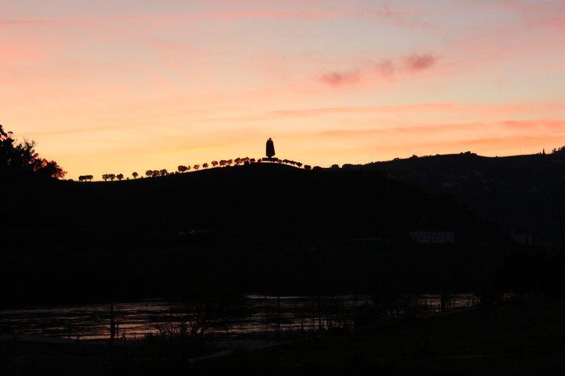 Sandeman at Sunset