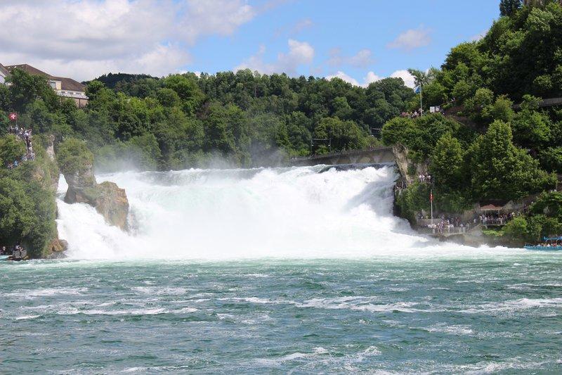 The power of the Rhein