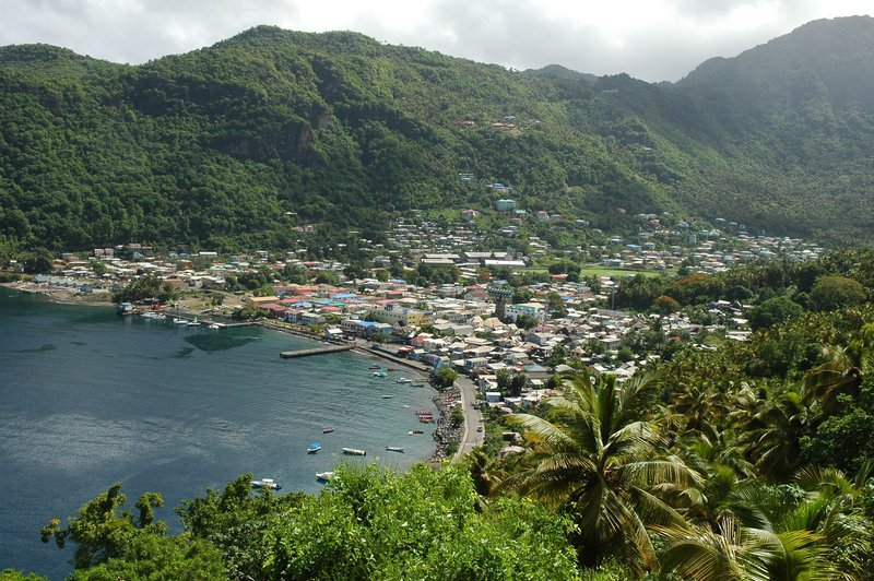 Soufriere, St Lucia