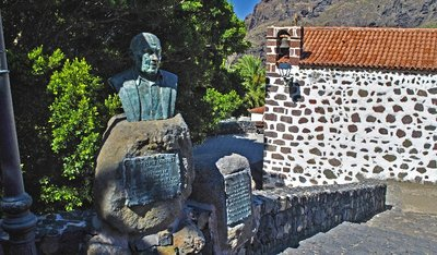 Masca Square - Tenerife