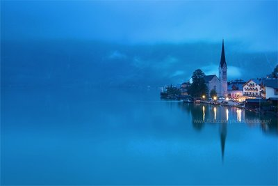 Hallstatt in my dream.
