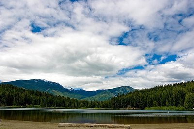 Lost Lake, Whistler