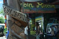 The bizarre Nimbin.