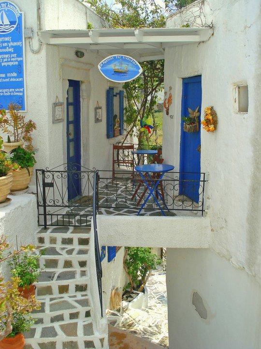 Paros accommodation