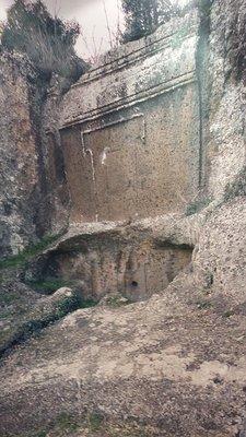 Etruskisk lämning