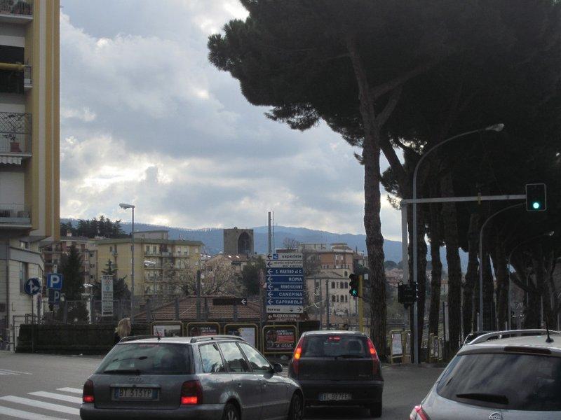 Utanför Porta Romana