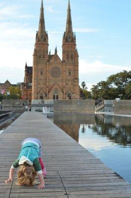 Bo in Sydney